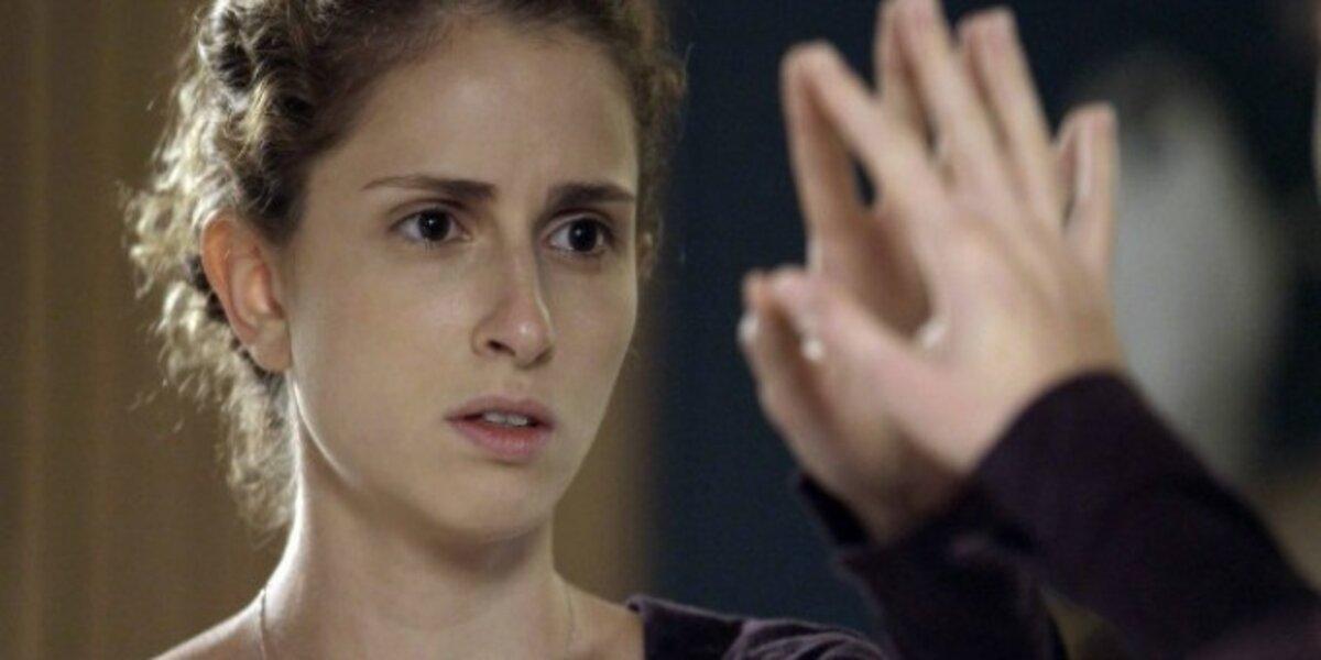Ivana se vê em espelho em A Força do Querer