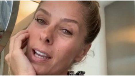 Adriane Galisteu foi barrada na Hora do Faro (Foto: Reprodução)