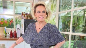 Ana Maria Braga gerou diversos comentários na internet (Foto: Reprodução/TV Globo)
