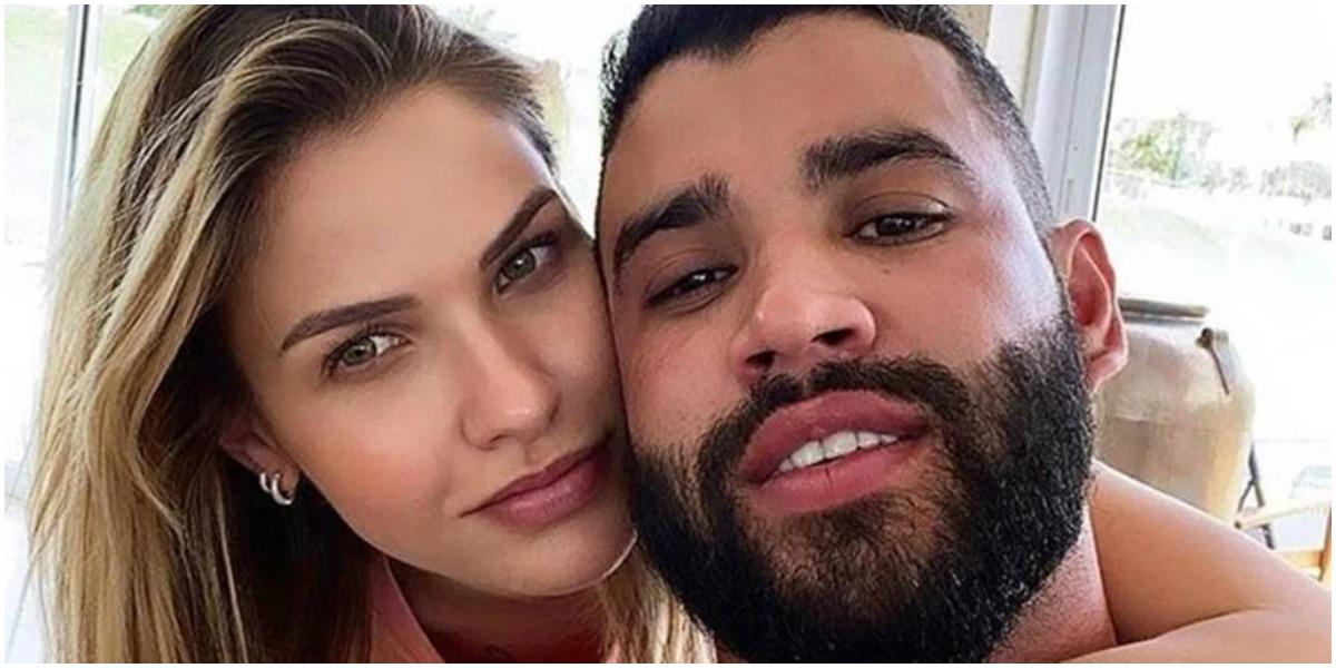 Gusttavo Lima té expulso de casa após término com Andressa Suita (Foto: Reprodução)