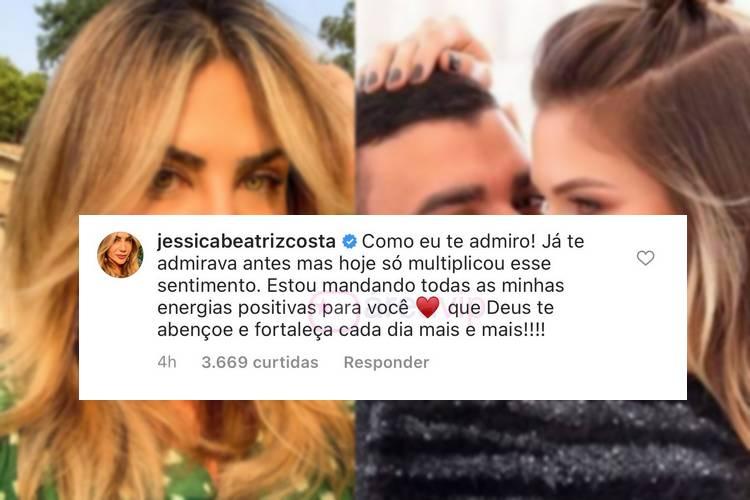 Jéssica Costa (Foto: Reprodução)