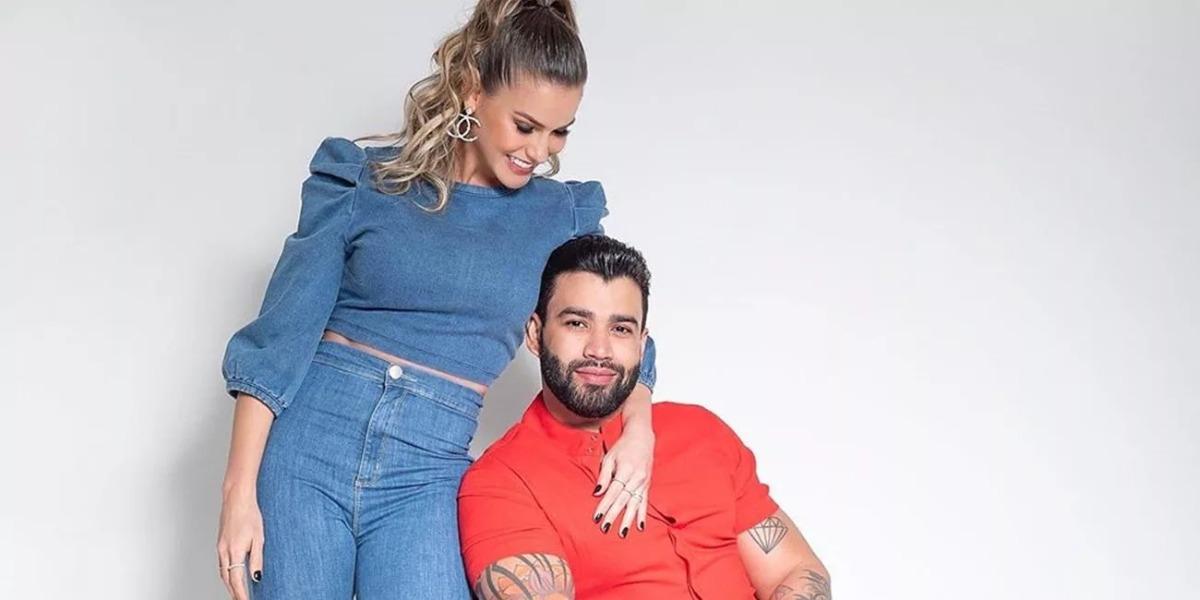 Andressa Suita e Gusttavo Lima podem ter novo filho (Foto: Divulgação)