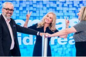 Angélica estreou o Simples Assim na Globo - Foto: Reprodução
