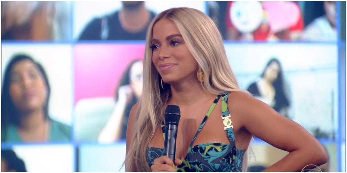 A cantora Anitta surpreendeu com desabafo - Foto: Reprodução