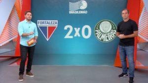 Globo Esporte foi destaque de audiência (Foto: Reprodução/TV Globo)