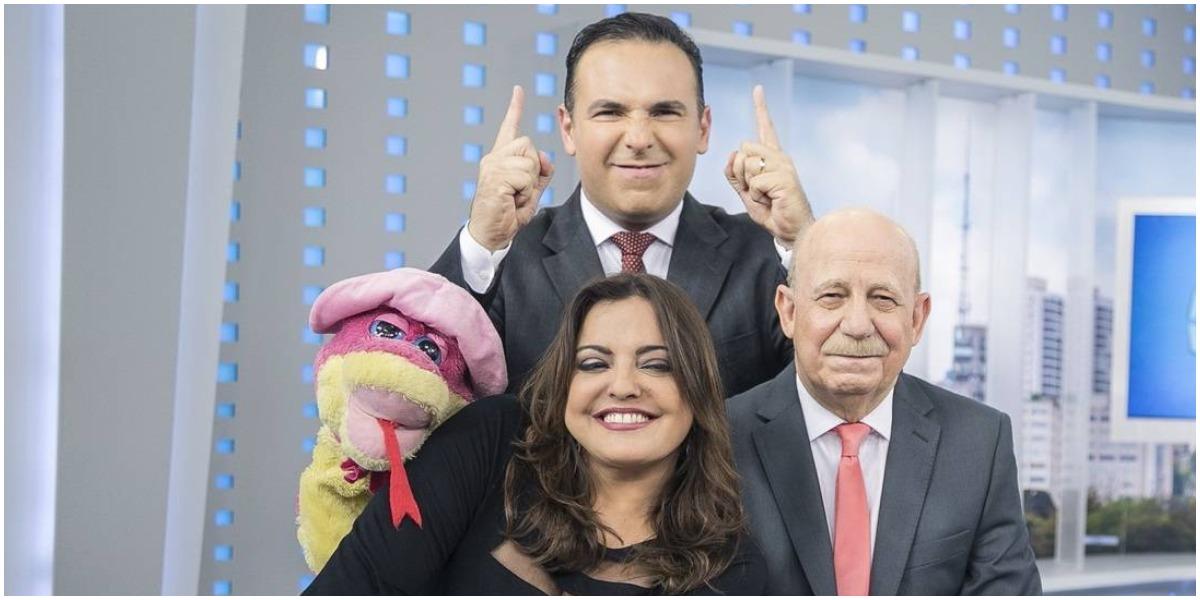 Notícias do Balanço Geral voltaram a incomodar a Globo - Foto: Reprodução