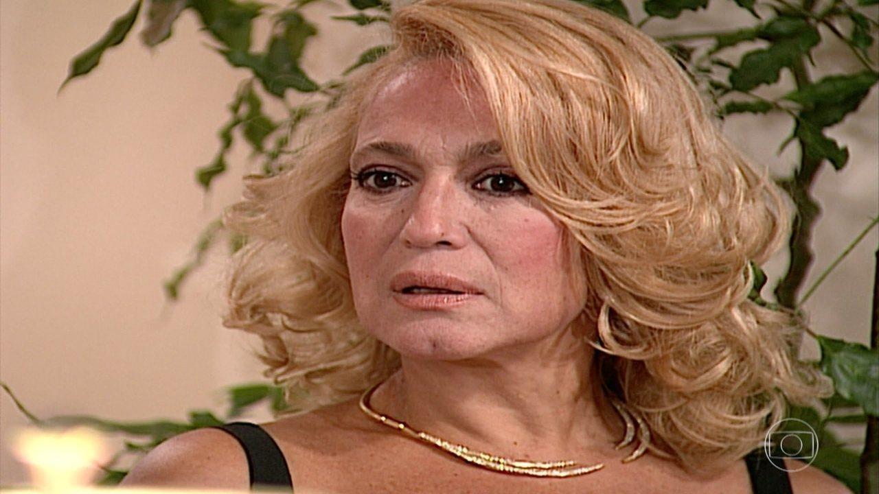 Branca de Por Amor (Foto: Reprodução)