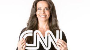 Carla Vilhena é a nova contratada da CNN Brasil (Foto: Divulgação)