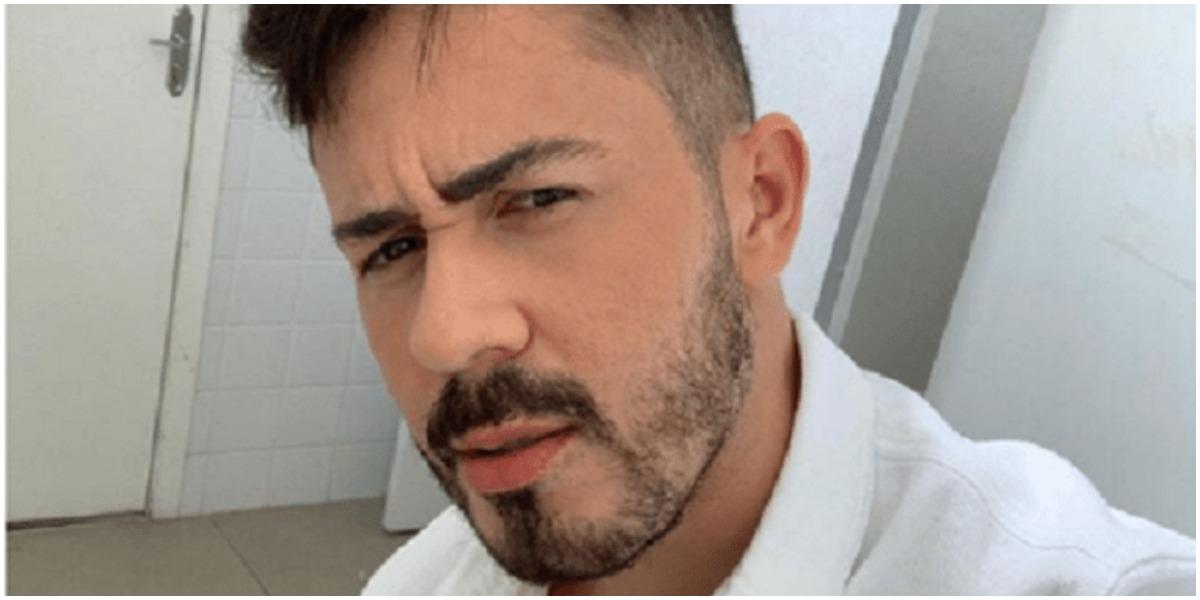 O humorista Carlinhos Maia deu festão - Foto: Reprodução