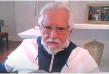 Carlos Alberto de Nóbrega permanece no SBT - Foto: Reprodução