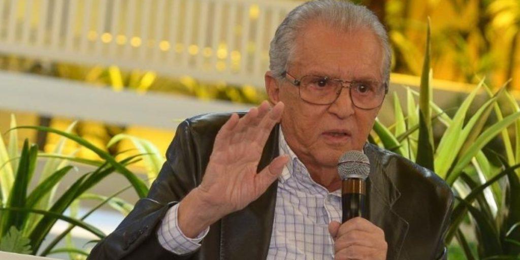 Carlos Alberto de Nóbrega tem passado por situação muito difícil (Foto: Reprodução/SBT)