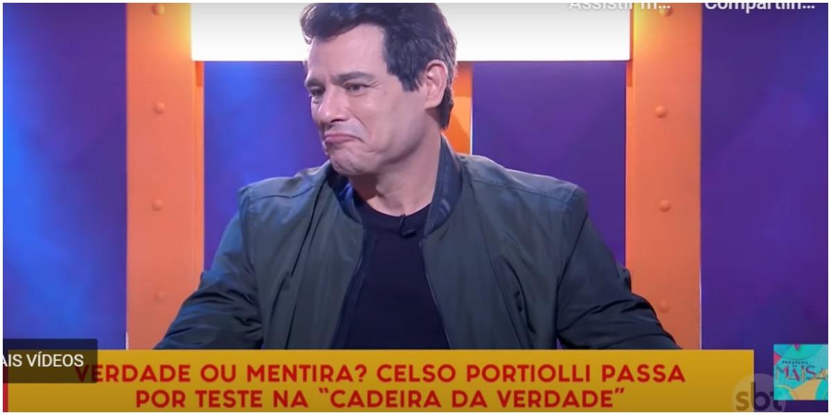 Celso Portiolli falou sobre casamento - Foto: Reprodução
