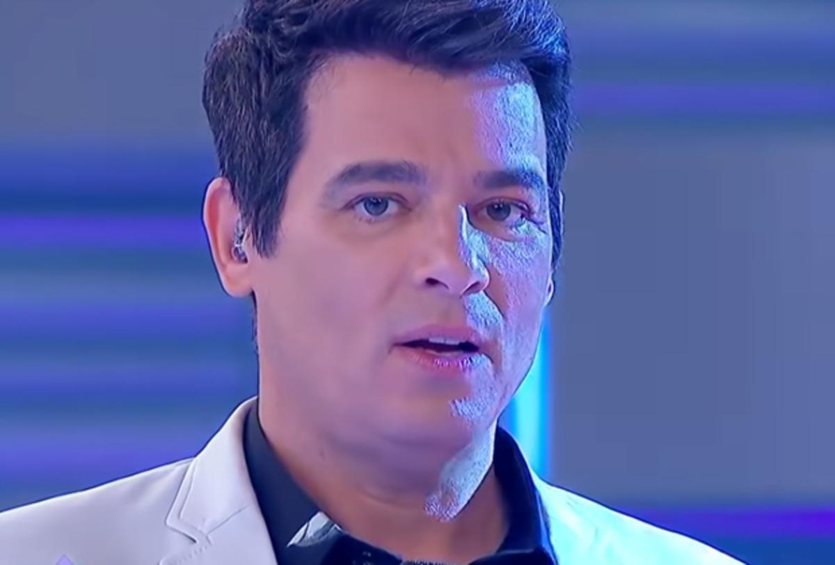 O apresentador Celso Portiolli (Foto: Divulgação)
