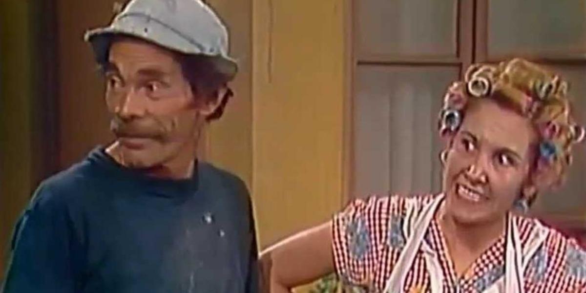 Dona Florinda fez a vida do intérprete de Seu Madruga um inferno nos bastidores (Foto: Reprodução/Televisa)