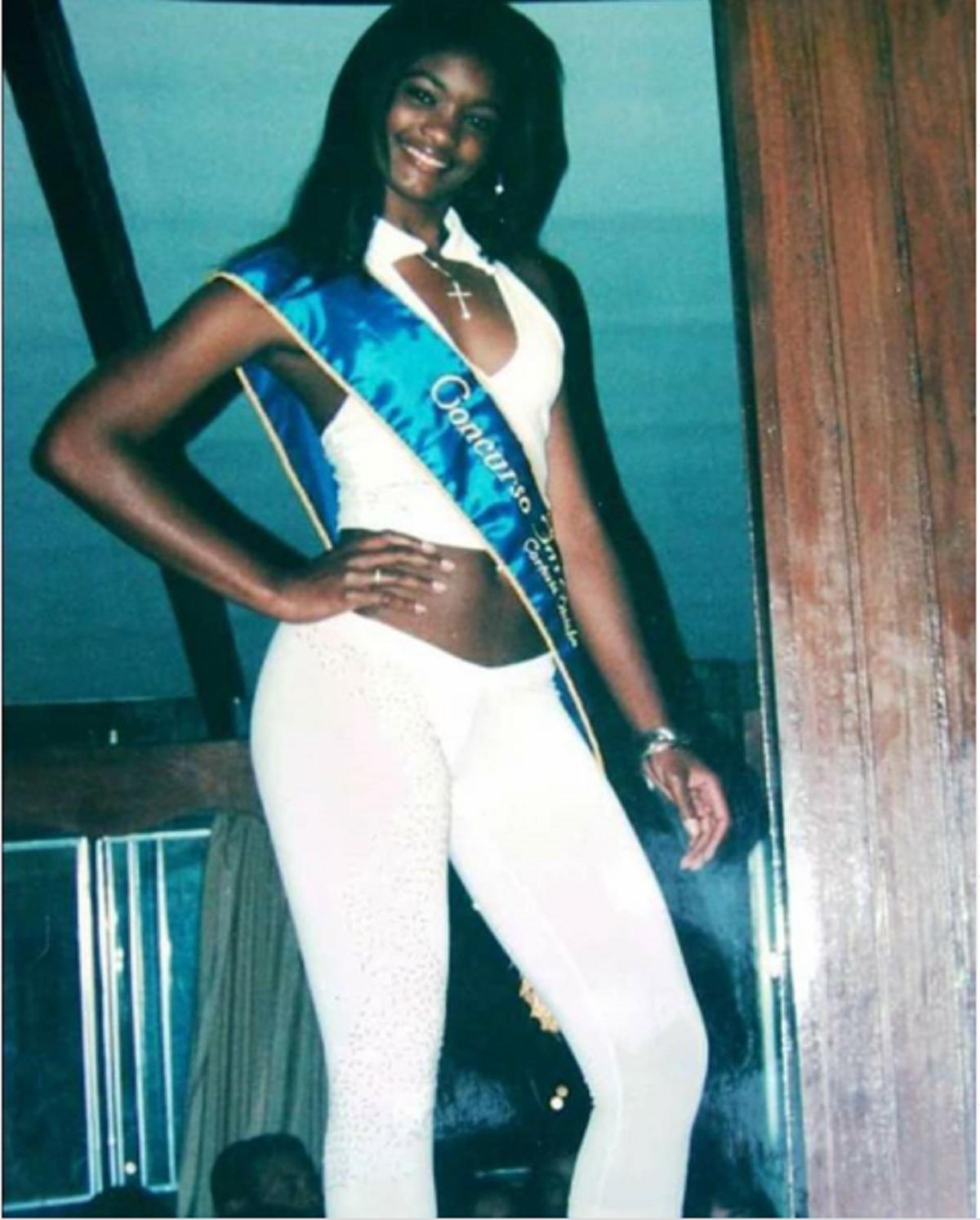 Erika em 2005 (Foto: Reprodução)