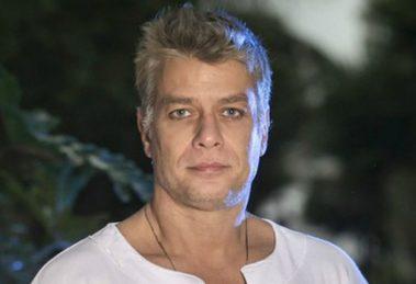 Fábio Assunção acaba de vencer na Justiça um processo que movia contra o seu ex-sogro, Luis Felipe Tavares (Foto: Divulgação/TV Globo)