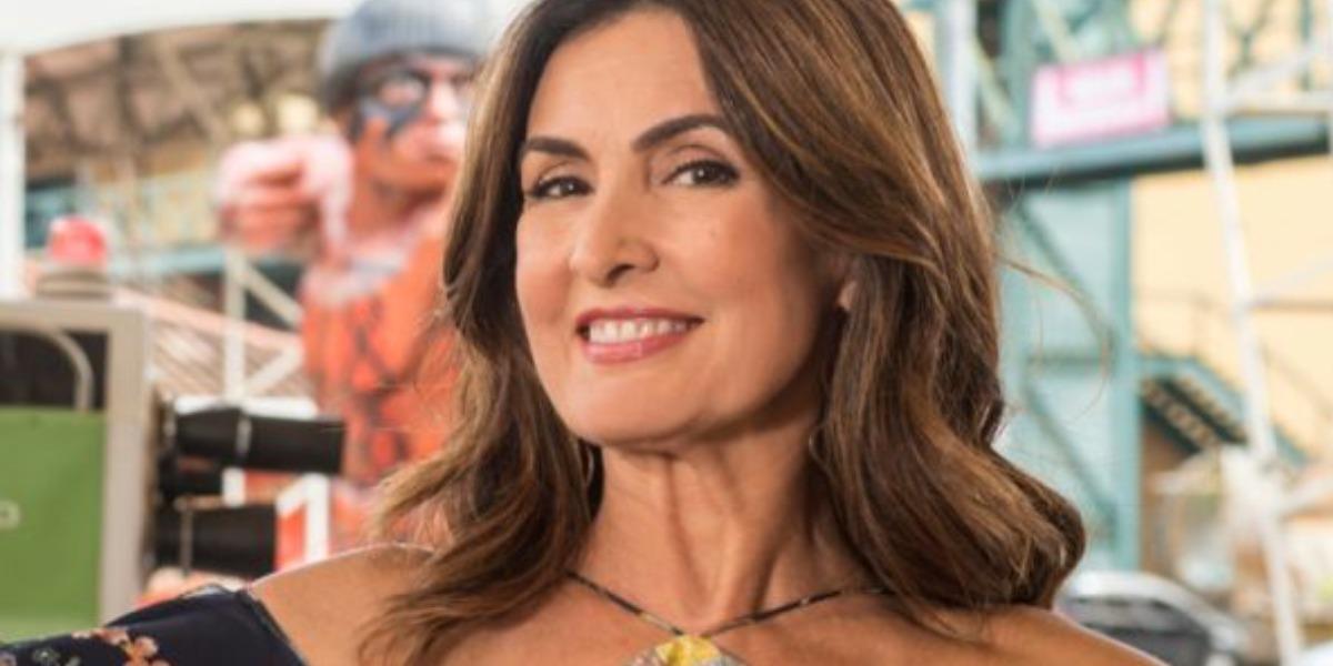 Fátima Bernardes está cuidando da saúde após retorno no programa Encontro (Foto: Reprodução/TV Globo)