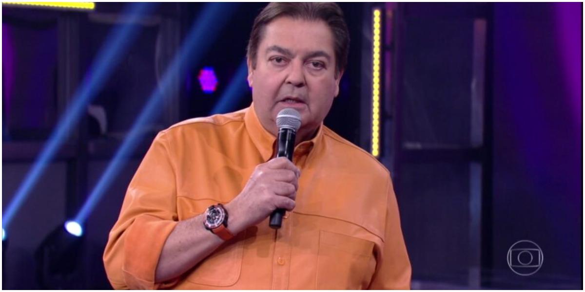 Faustão pode sair da Globo (Foto: Reprodução)