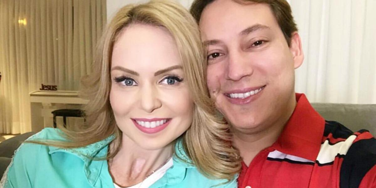Felipe Heiderich e Bianca Toledo (Foto: Reprodução)