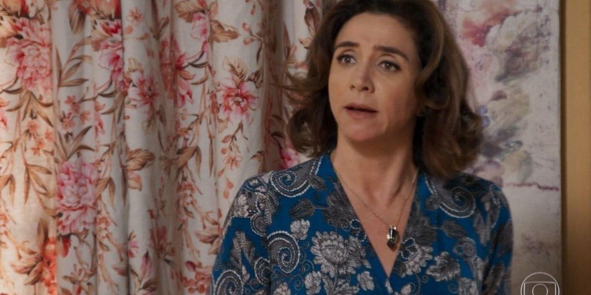 Francesca passará por apuros na novela Haja Coração
