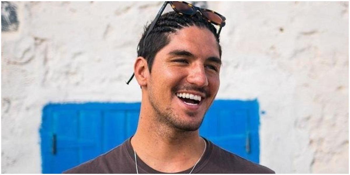 O surfista Gabriel Medina, grande campeão - Foto: Reprodução