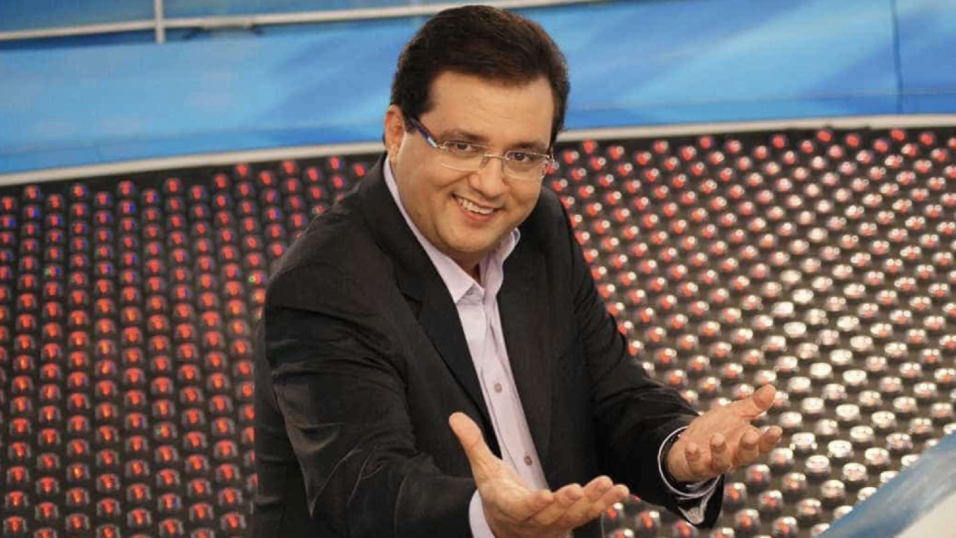 Geraldo Luís retornará ao 'Balanço Geral SP' (Foto: reprodução)