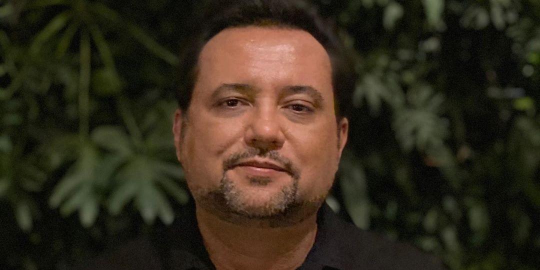 Geraldo Luís, apresentador contratado da Record (Foto: reprodução)