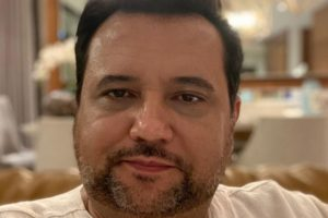 Geraldo Luís conversou com Moacyr Franco (Foto: Reprodução/Instagram)