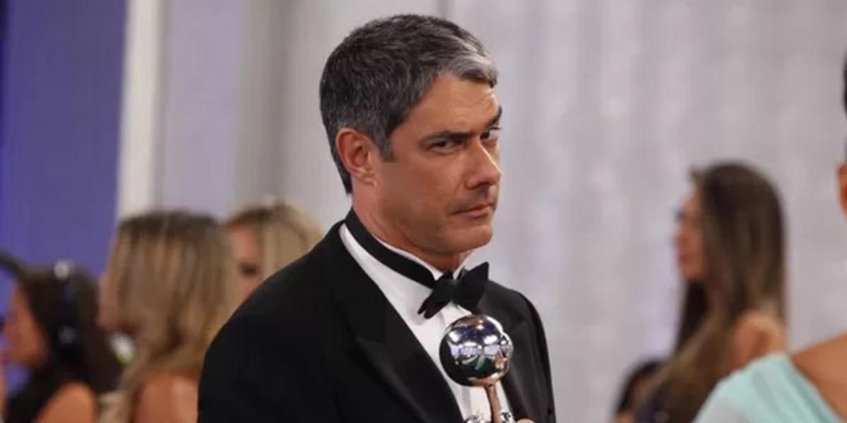 William Bonner é um dos principais nomes da Globo (Foto: Divulgação)