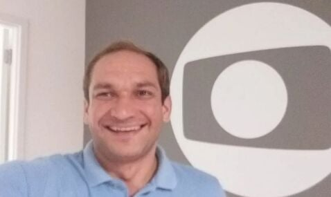 Ator da Globo, Claudio (Foto: Divulgação)