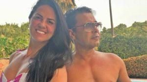 Graciele Lacerda é noiva do cantor Zezé di Camargo (Foto: reprodução)