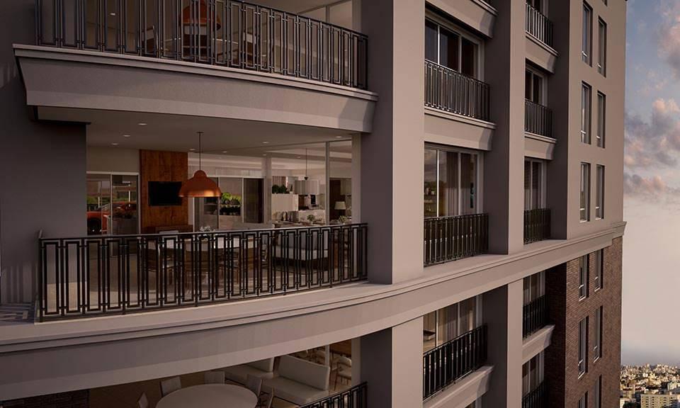 Novo apartamento luxuoso de artista