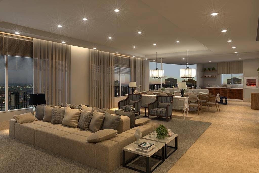 Novo apartamento luxuoso de sertanejo (Divulgação)