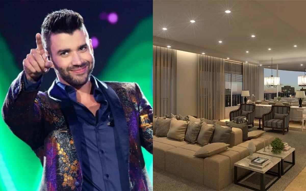 Gusttavo Lima vai comprar apartamento de luxo (Foto: Divulgação)