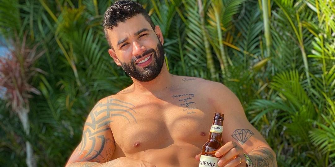 Gusttavo Lima tem suposto affair revelado (Foto: reprodução)