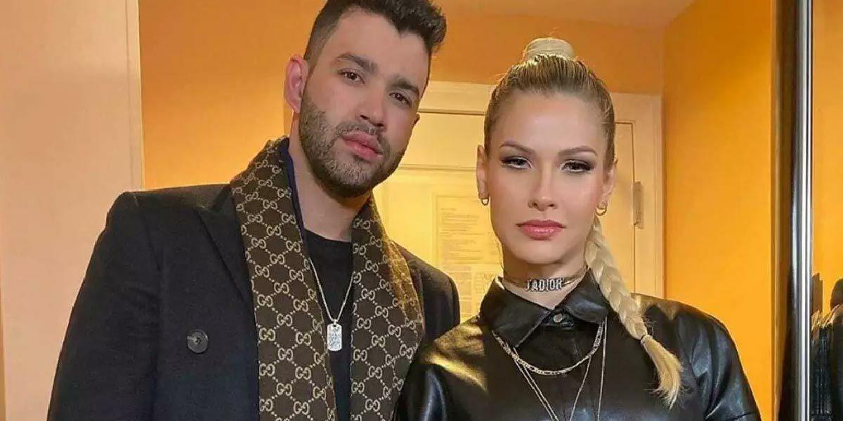 Gusttavo Lima e Andressa Suita se separaram (Foto: Reprodução)