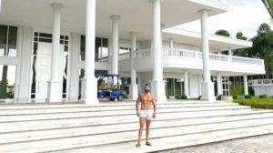 Gusttavo Lima e a propriedade de 30 milhões de reais que deverá ficar com Andressa Suita (Foto reprodução)