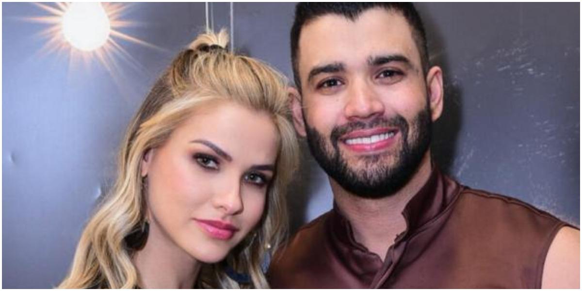 Gusttavo Lima foi quem decidiu terminar o casamento com Andressa Suita (Foto: Reprodução)