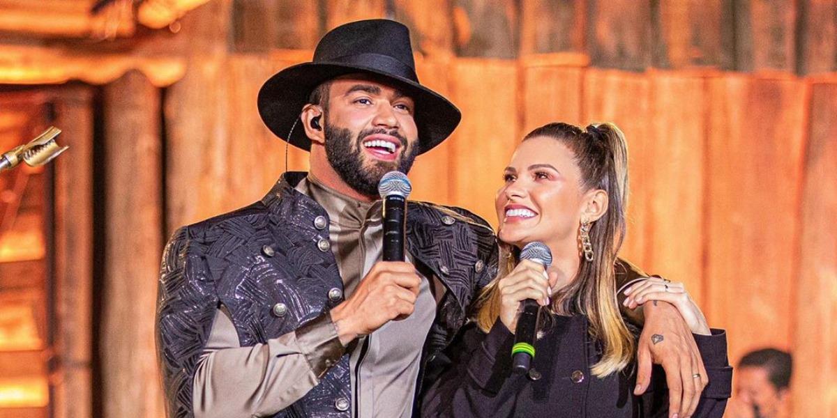 Gusttavo Lima e Andressa Suita estavam casados desde 2015 (Foto: Reprodução/Instagram)