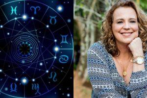 A aniversariante desta quarta-feira, 22, é a atriz Ana Beatriz Nogueira, artista que é do signo de Libra (Foto: Reprodução)