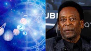 O aniversariante desta sexta-feira, 23, é o ex-jogador Pelé, futebolista que é do signo de Libra (Foto: Reprodução)