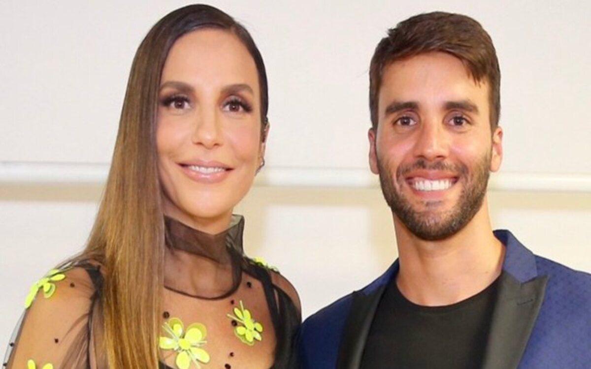 Ivete Sangalo e seu marido, Daniel Cady (Foto: Divulgação)