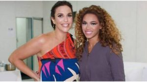 Ivete Sangalo falou de conversa com Beyoncé - Foto: Reprodução