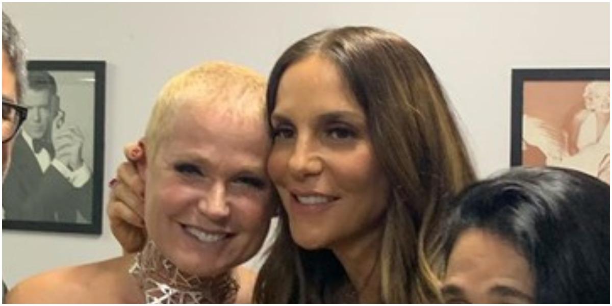 Ivete Sangalo e Xuxa são amigas de longa data - Foto: Reprodução
