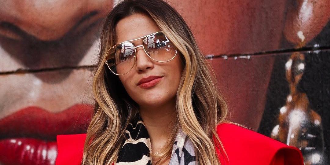 Jéssica Costa, filha do cantor Leonardo, foi casada com Sandro Pedroso (Foto: reprodução)