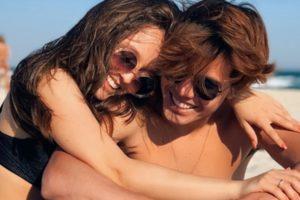 Larissa Manoela e Leo Cidade tem fim do namoro anunciado (Foto: Reprodução)