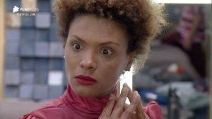 Lidi, da Fazenda 12, é uma das estrelas da atual temporada que vem fazendo a Record explodiu em audiência (Foto montagem)