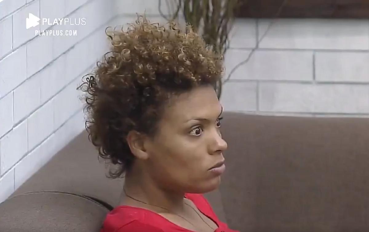 Lidi Lisboa disse que viu de tudo em festa do reality show da emissora dos bispos (Foto: Play Plus)