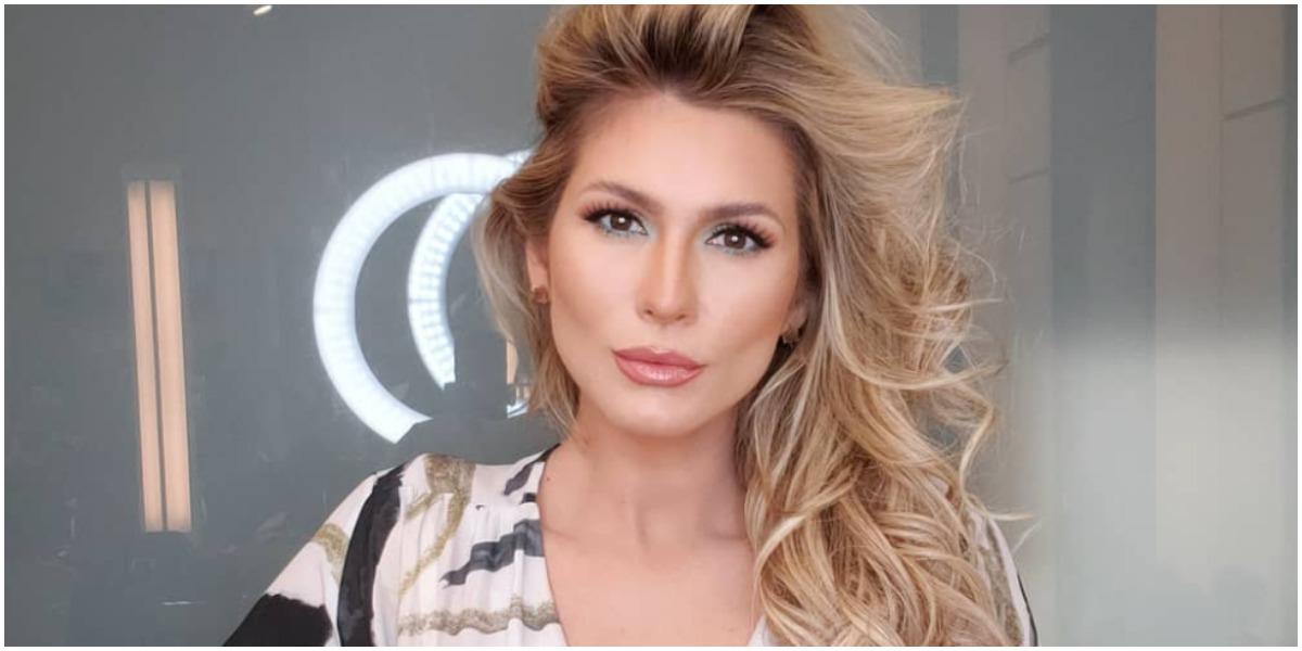 A apresentadora Lívia Andrade, da Globo - Foto: Reprodução