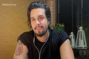 O cantor sertanejo Luan Santana (Foto: Divulgação)